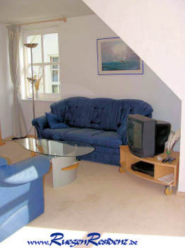 Sat-TV im Wohnzimmer