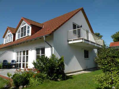 Hier zum Beispiel das Ferienhaus Nr.1