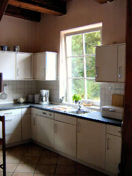 Alle Wohnungen sind mit modernen Einbauk�chen ausgestattet