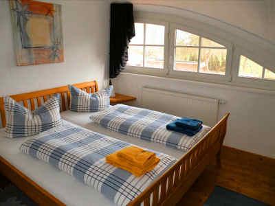 Auch dies kann Ihr Schlafzimmer im Urlaub sein