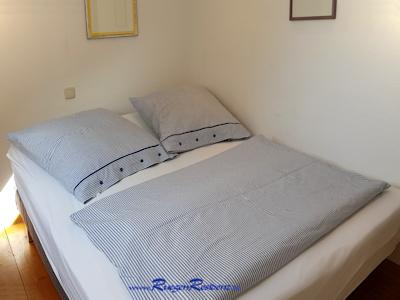 ... oder wir zaubern Ihnen hier ein vollwertiges Doppelbett für 2 Personen