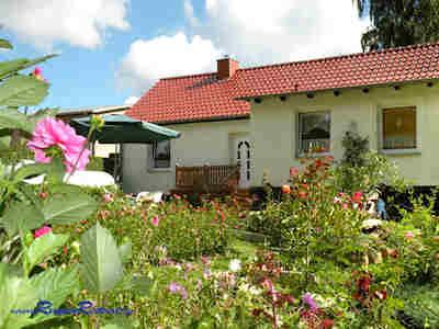 Unsere private Ferienwohnung in Putbus / Rügen